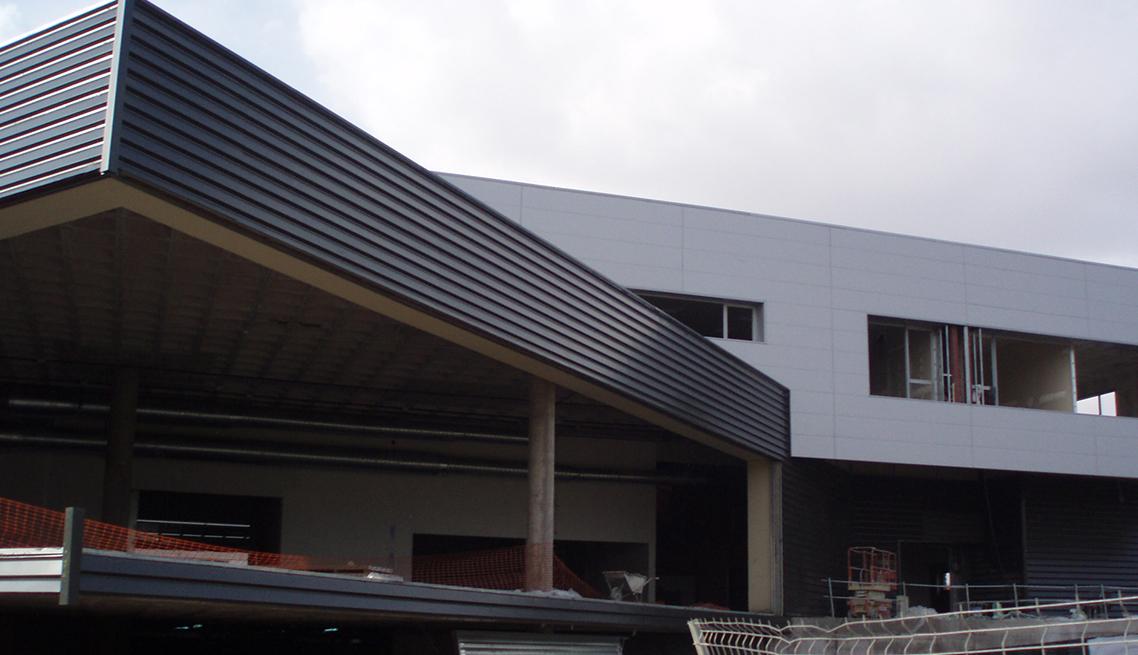 Paneles de para fachadas beautiful disfrute de las for Paneles aislantes para fachadas